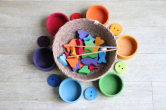 Metoda Montessori - wprowadzenie
