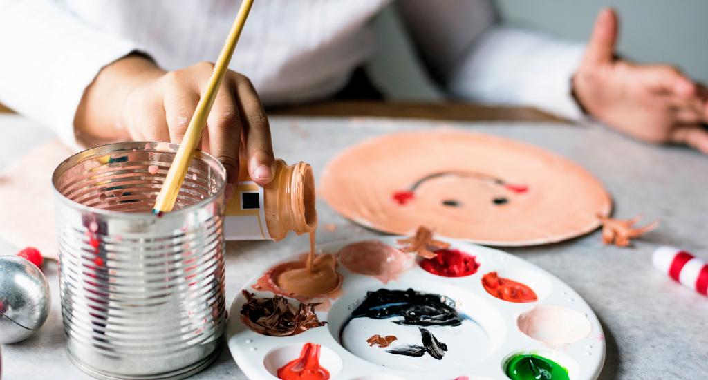 Warsztat: Malowanie dla dzieci