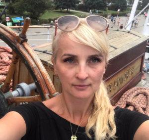 Spotkanie z Anną Olszewską